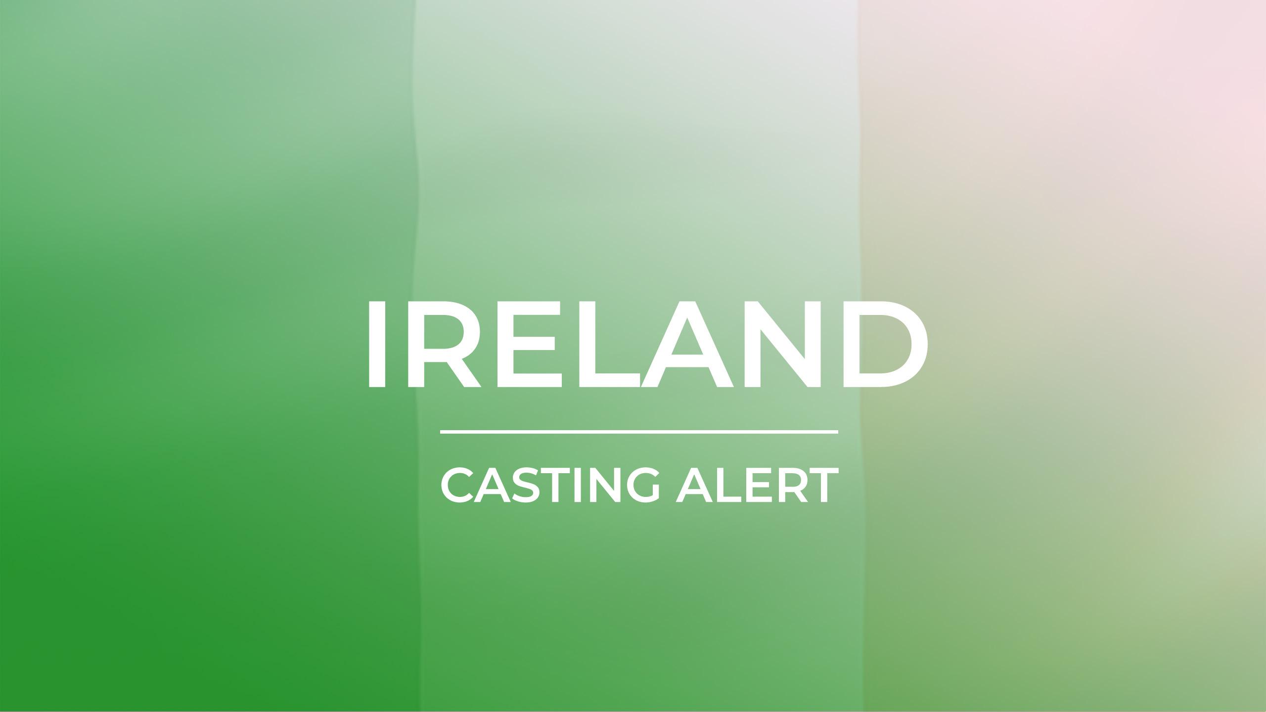 Dev Patel's Movie Green Knight is now casting kid actors in Ireland!