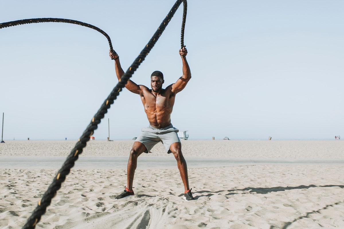 Casting Male Fitness Model Photo Shoot