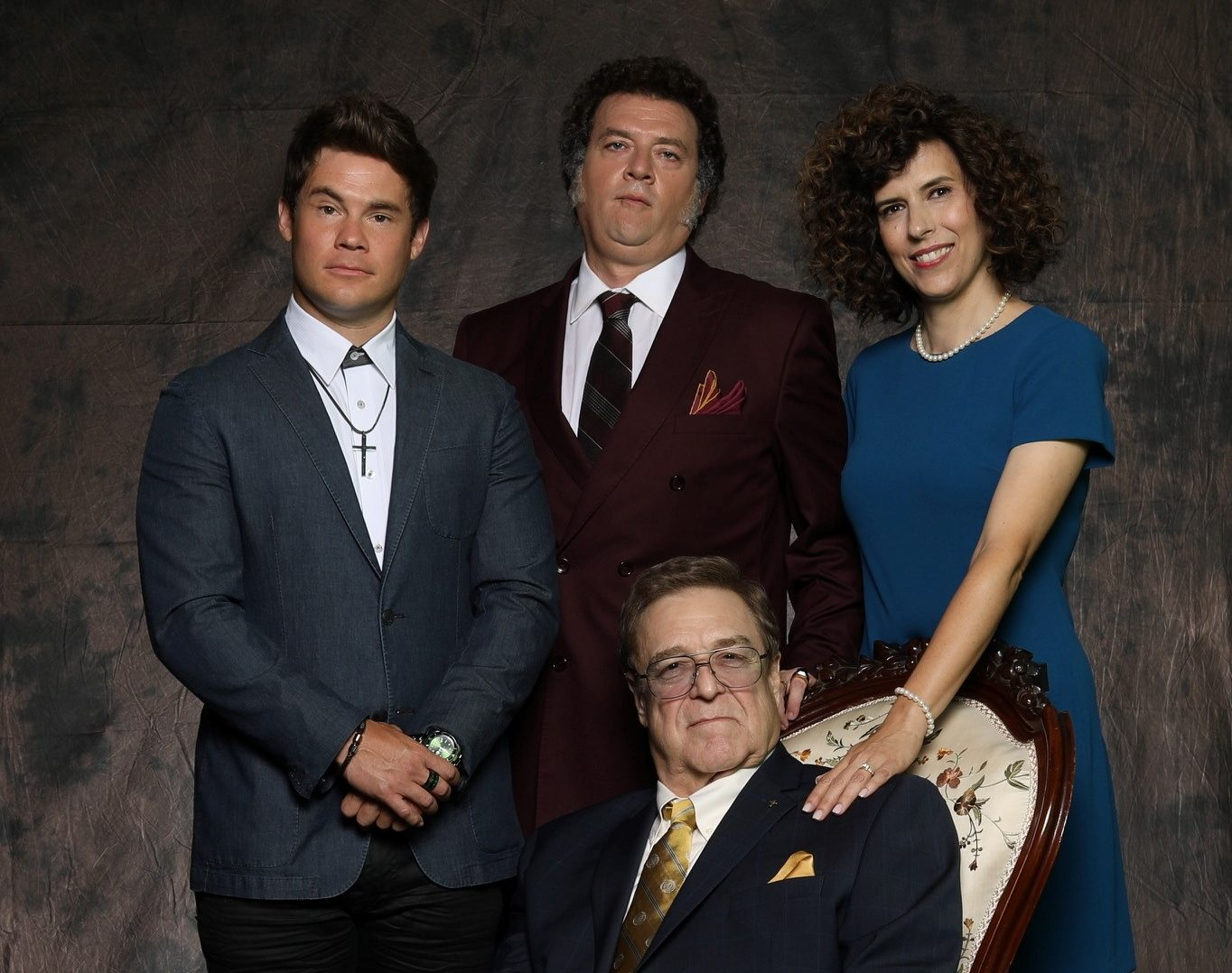 Casting the HBO TV series The Righteous Gemstones Job List