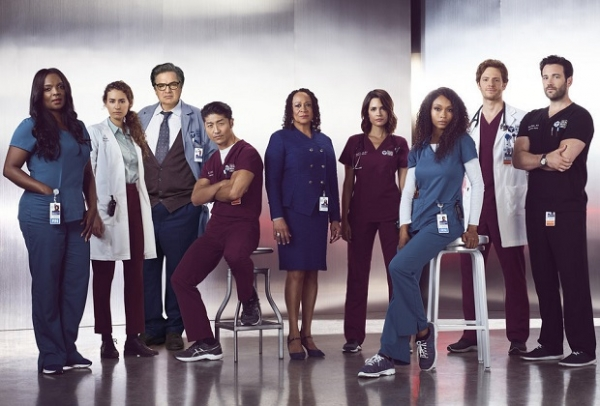 NBC's Chicago Med Is Casting Military Types