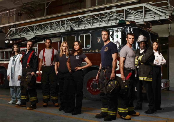 Casting A Hospital Scene For NBC's Chicago Fire!