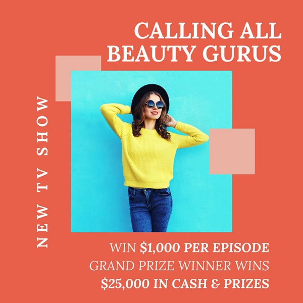 Hair & Makeup TV Competition Series