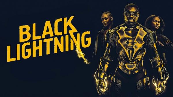 CW's 'Blacklightning,' Featured Armenian Male