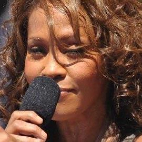 Actress To Play Whitney Houston (lip-syncing)