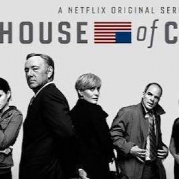 Casting paid extras for House of Cards