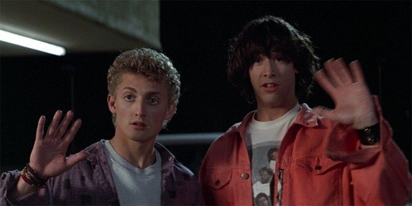 Bill And Ted's Excellent Adventure: Behind-the-scenes Facts