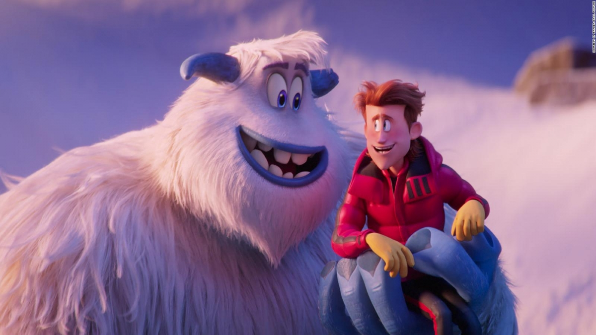 Small Foot: A Beautiful Movie for The Young And Old