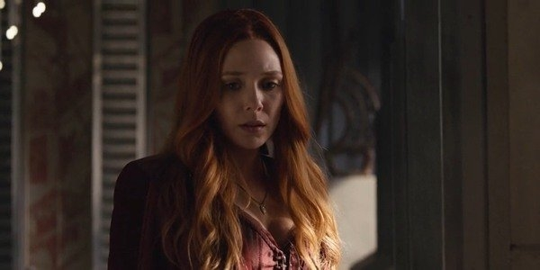 The Wonderful Way Star Wars Prepared Elizabeth Olsen To Play Scarlet Witch for Marvel