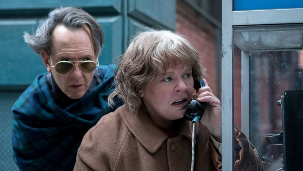 Can You Ever Forgive Me ?: A Very Entertaining Movie From Marielle Heller