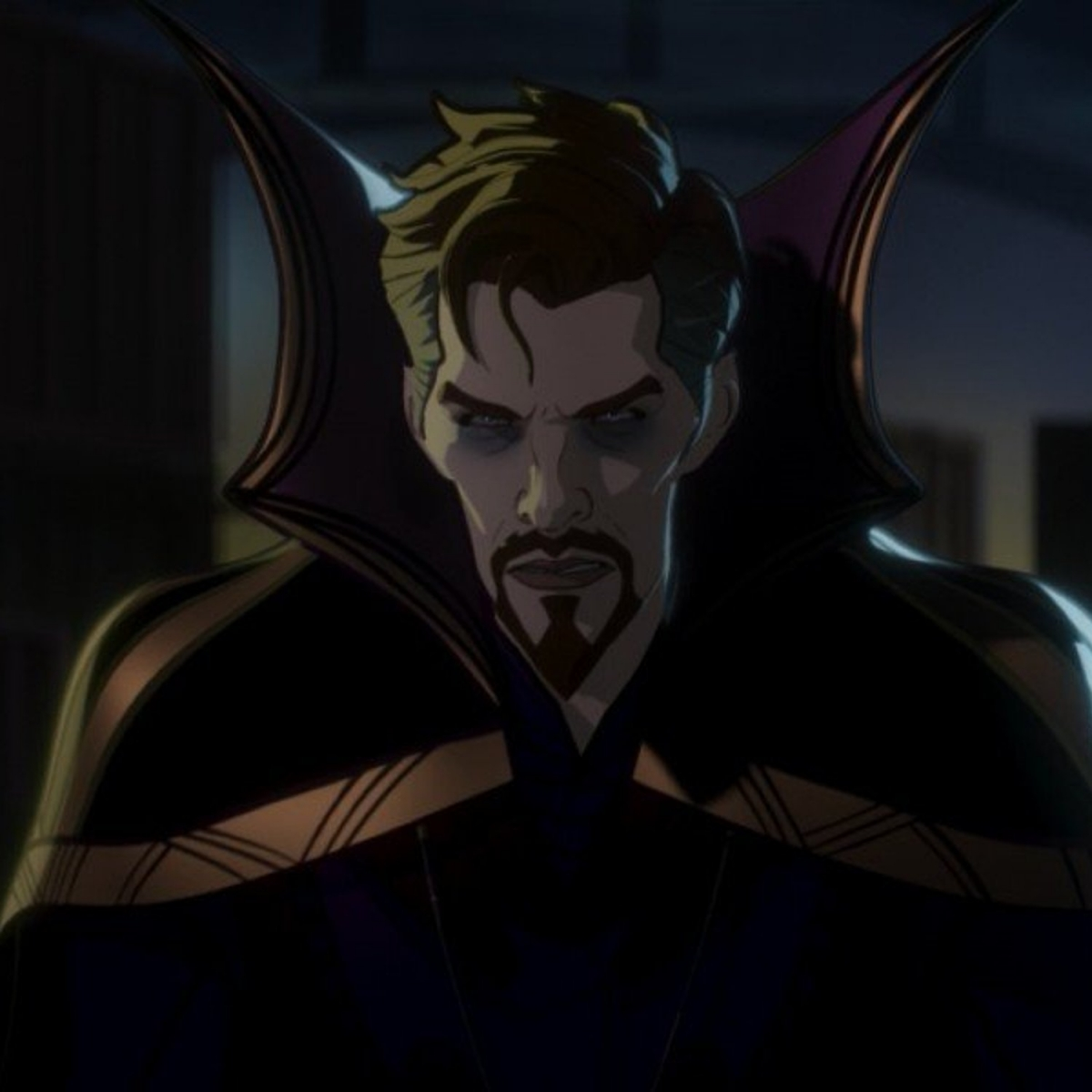 The Reason Why Doctor Strange's Evil Sorcerer Supreme Took Longer To Design Than Other MCU Characters In Marvel's What If